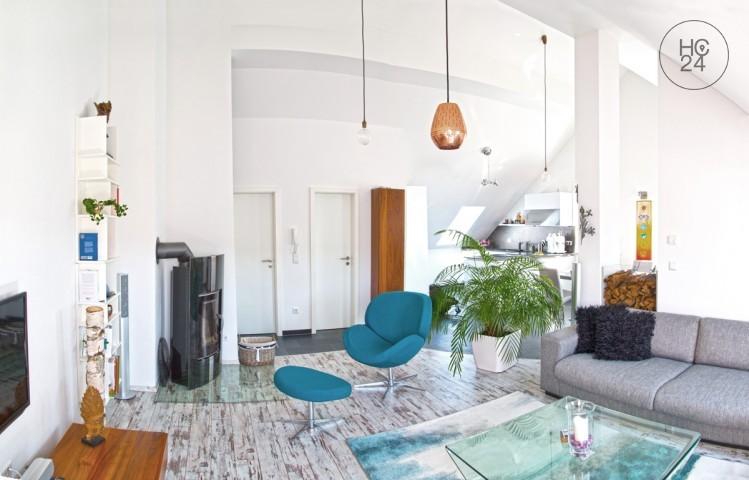 Gemeubileerde woningen met 4 kamers in Königsbrunn