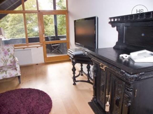 Möblierte Wohnung mit großem Balkon in Dresden -Blasewitz