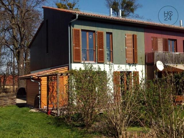 位于Moritzburg的带3个房间的配家具房屋