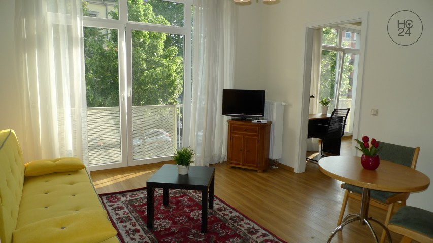 Appartamento con 2 camere a Dresden