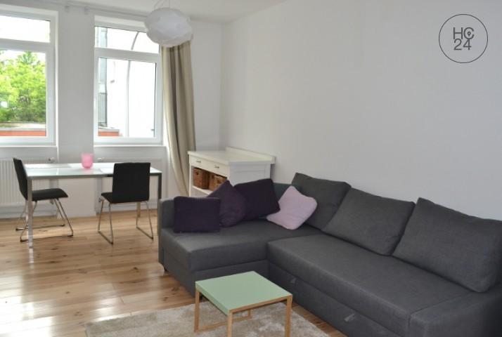 Möblierte 2-Zimmerwohnung in Neumarktnähe