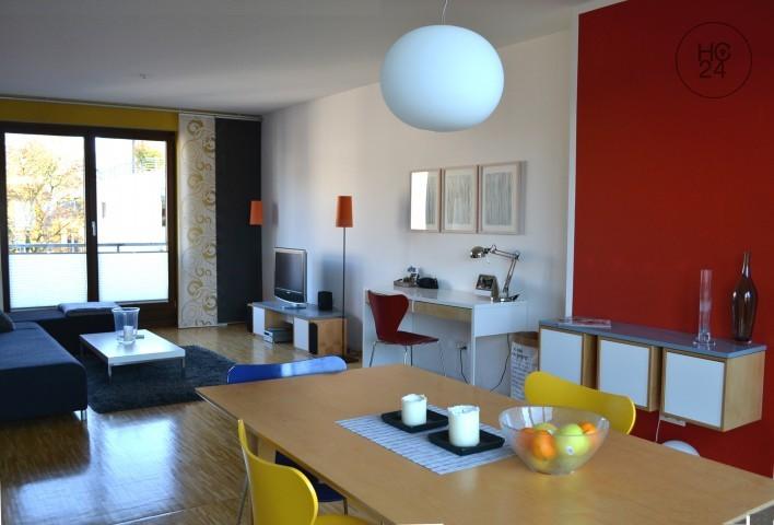 Neubauwohnung mit Tiefgaragenstellplatz in der Kölner Südstadt