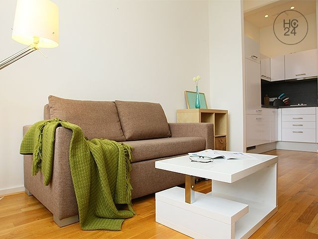 Stylishly furnished apartment in Leipzig