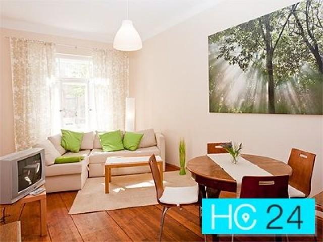 меблированная квартира с 2 комнатами в Gohlis
