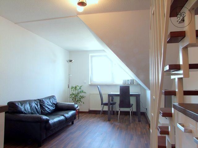 Appartement de 1 pièces à MA-Neckarau