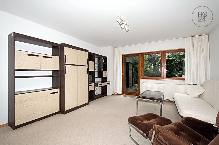 位于Weinheim的带1个房间的配家具公寓