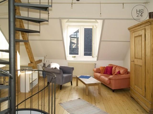 Appartamento arredato con 2 camere a KA-Weststadt