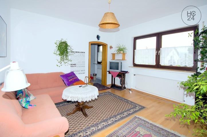 Επιπλωμένη κατοικία με 2 δωμάτια στο Dielheim