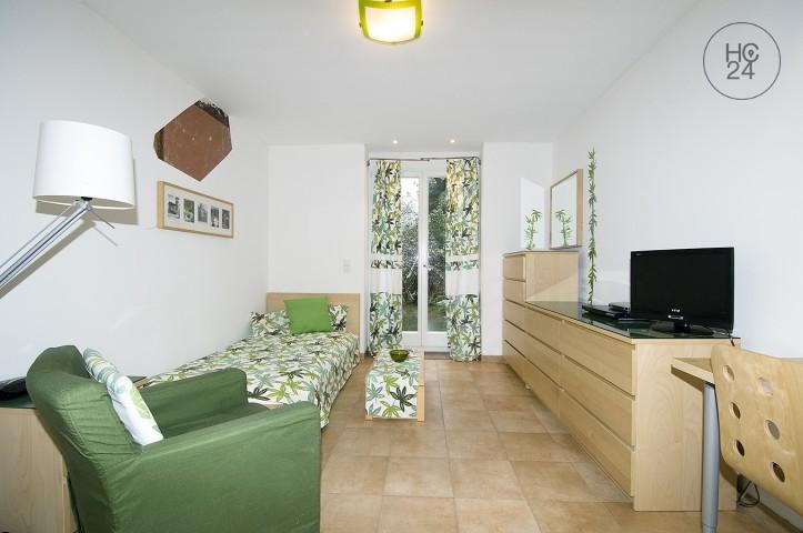 Gemeubileerde woningen met 1 kamers in Seeheim-Jugenheim