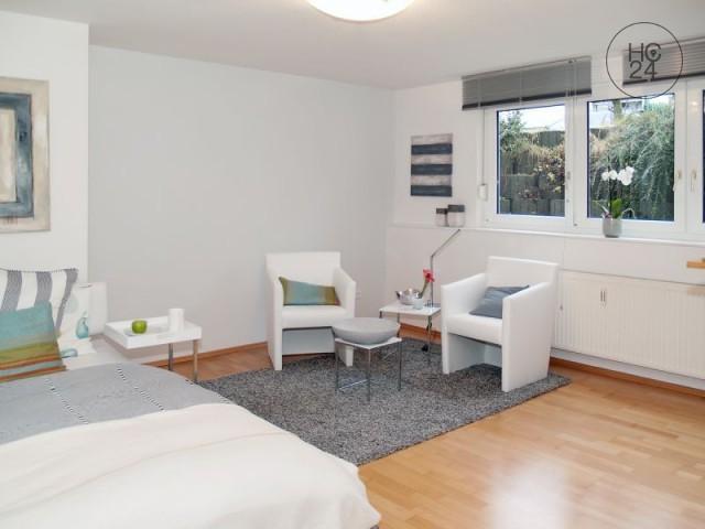 Umeblowane mieszkanie z 1 pokojami w Edingen