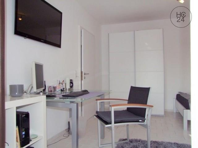 家具付き1部屋、Heddesheimの住宅