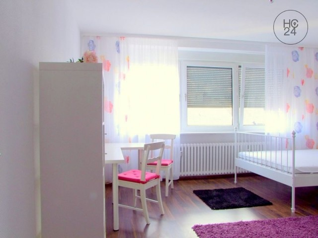 Ludwigshafen-Sued: New renovated 1 room flat in Ludwigshafen-Sued