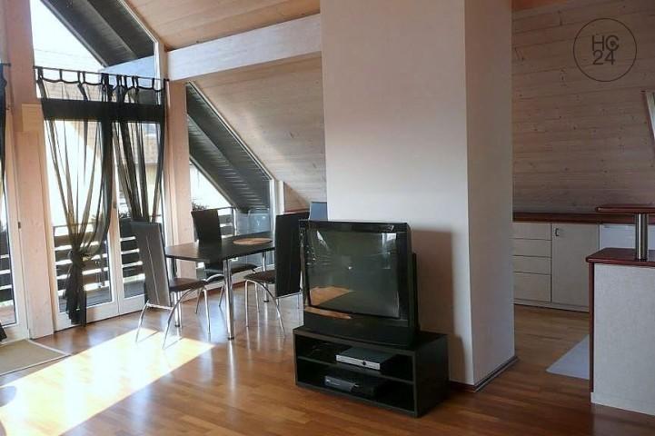 меблированная квартира с 4 комнатами в MA-Gartenstadt