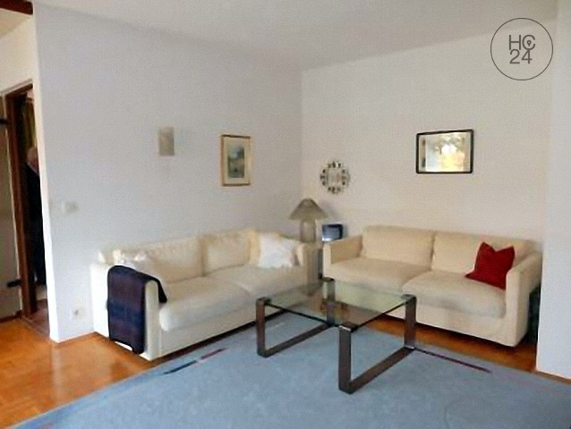 Umeblowane mieszkanie z 4 pokojami w DA-Eberstadt