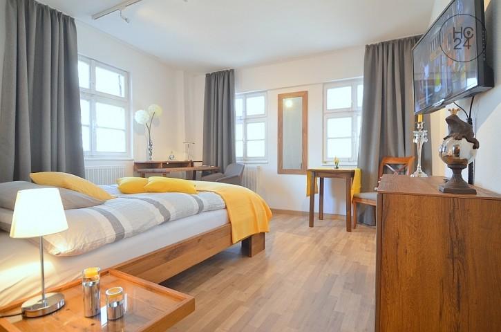 Hochwertig möbliertes Apartment mit Internet in direkter Innenstadt Lage von Nürnberg