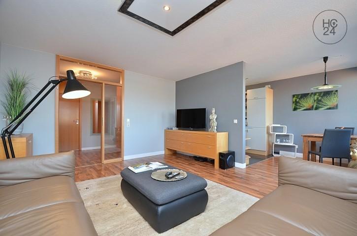 Wunderschöne, modern möblierte Wohnung mit W-Lan und Sky in Stuttgart Nord