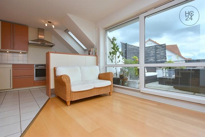 Wunderschöne, sonnige Maisonettewohnung mit Balkon in Schwaikheim