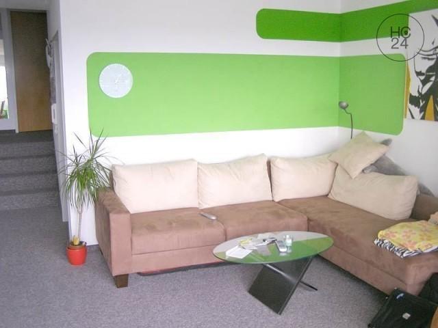 schöne möblierte 2,5 Zimmerwohnung in Ulm