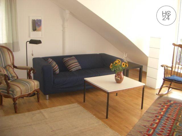 möblierte 3 Zimmerwohnung in Ulm/Söflingen