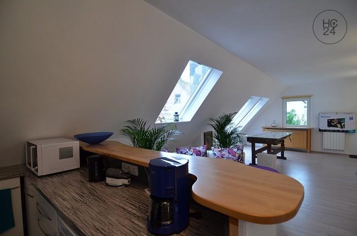 schöne möblierte 3 Zimmer Maisonette Wohnung in Söflingen