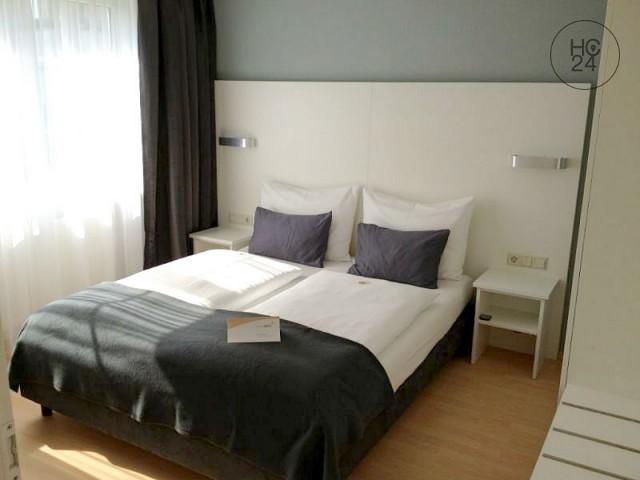 schönes und ruhig gelegenes 2-Zimmer-Apartment in Grenzach-Wyhlen, möbliert