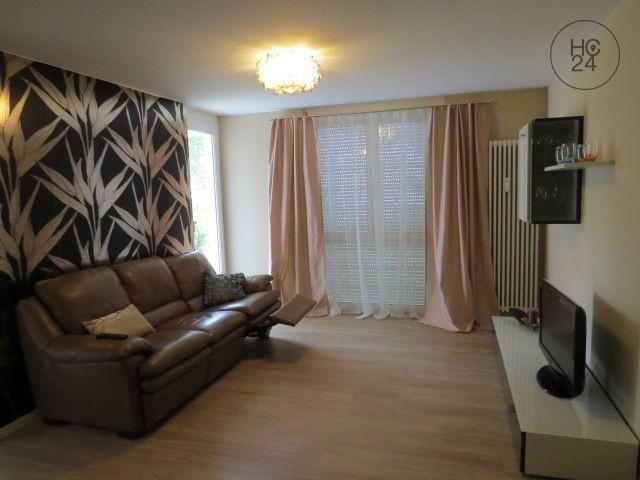 exklusiv möblierte 2 Zimmerwohnung in Lörrach- Stetten