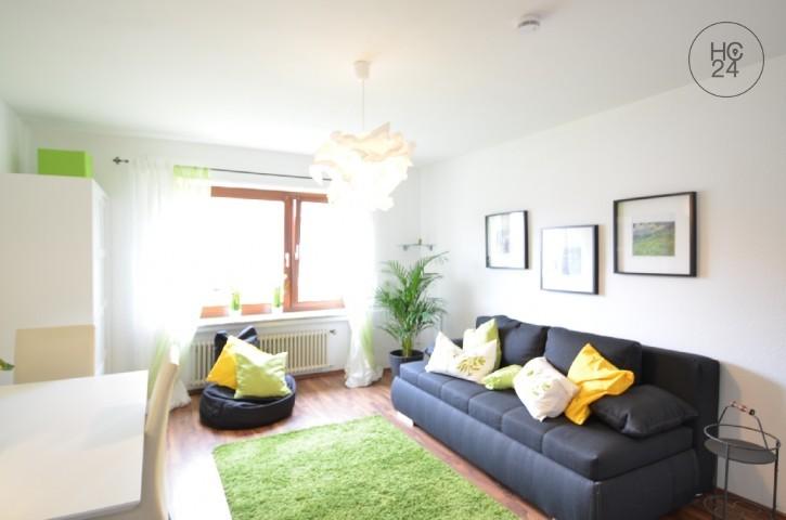 Stillvoll eingerichtetes 3 Zimmer Wohnung in Grenzach - Wyhlen, befristet