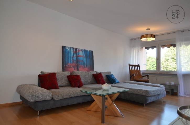 Helle und moderne 4-Zimmerwohnung in Lörrach