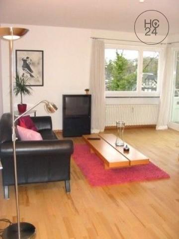 меблированная квартира с 2 комнатами в Komponistenviertel