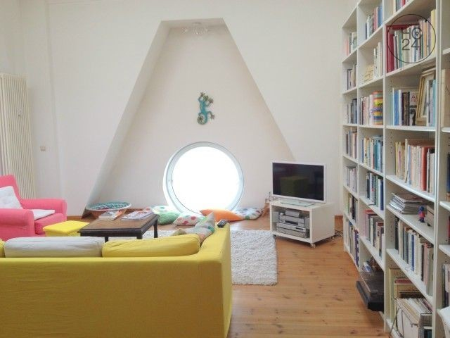 Møblert leilighet med 2 rom i Neustadt