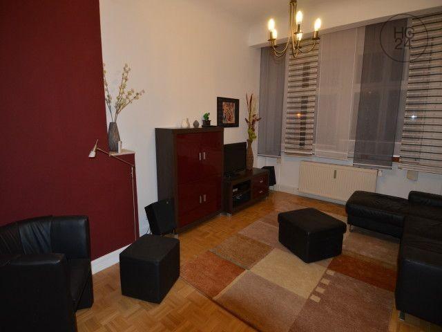 Appartamento arredato con 3 camere a Oberstadt