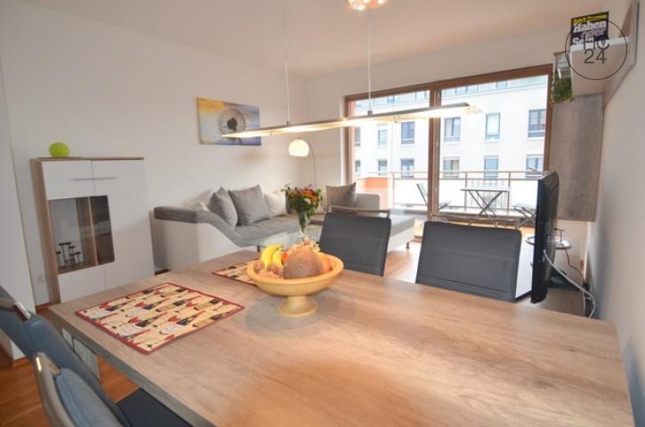 位于Gonsenheim的带3个房间的配家具公寓