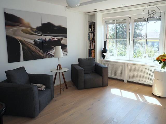 Møblert leilighet med 2 rom i Zornheim