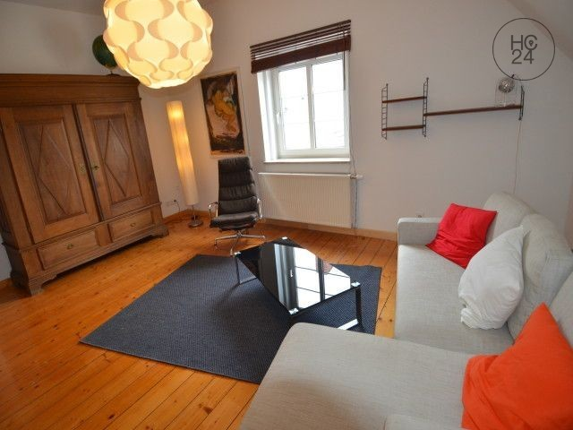 Umeblowane mieszkanie z 2 pokojami w Wiesbaden-City
