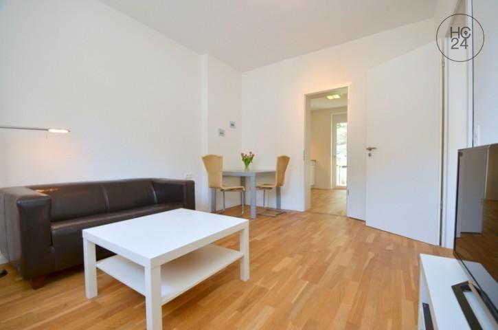 morada mobiliada com 2 quartos em Rambach