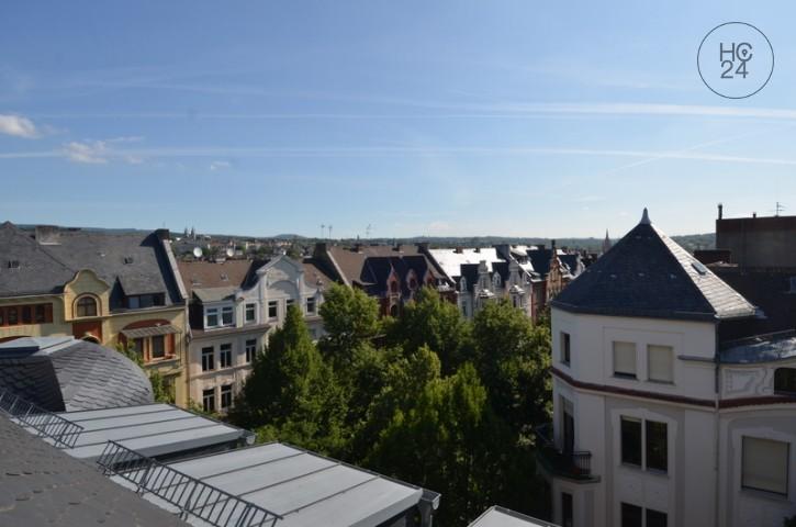 Appartamento arredato con 2 camere a Wiesbaden-City