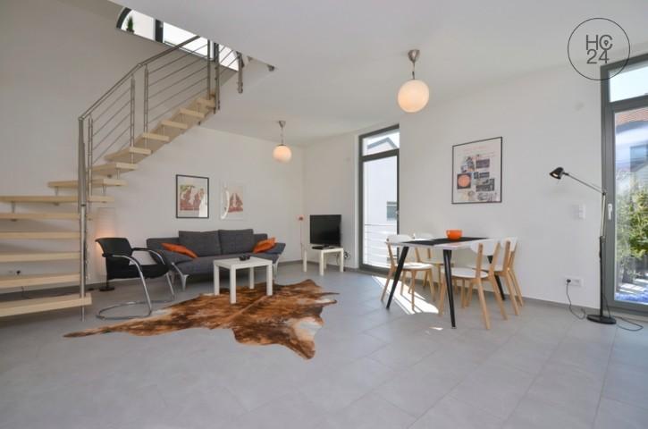 Umeblowane mieszkanie z 2 pokojami w Rambach