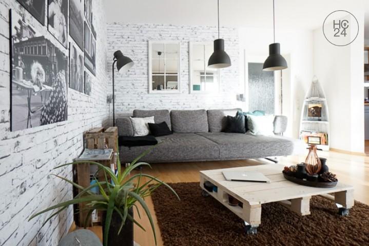Appartamento arredato con 3 camere a Schierstein