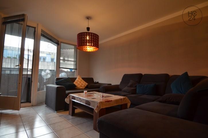 меблированная квартира с 2 комнатами в Wiesbaden-City