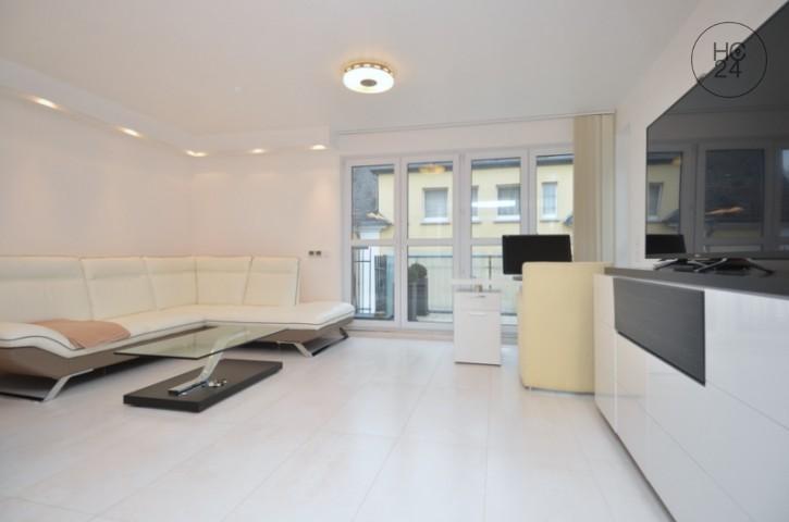 位于WI-Südost的带2个房间的配家具公寓