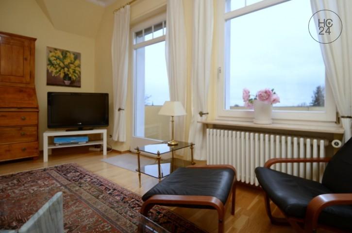 4-Zimmer Altbauwohnung mit Balkon, Flatscreen-Tv und Schwimmbad in wunderschönen Nerotal in Wiesbade