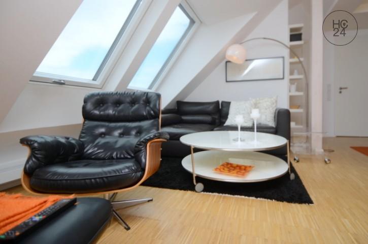Umeblowane mieszkanie z 1 pokojami w Nerotal