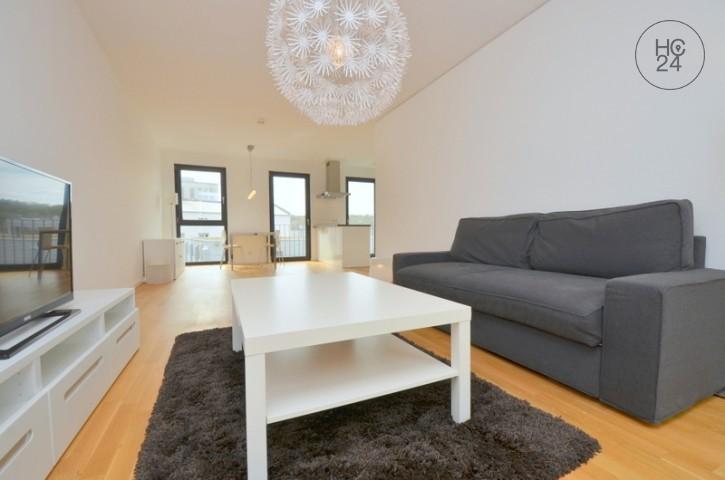 位于MZ-Neustadt的带3个房间的配家具公寓