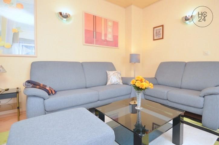Möblierte 2,5-Zimmer Wohnung mit Balkon und Stellplatz in Bischofsheim,nähe Rüsselsheim